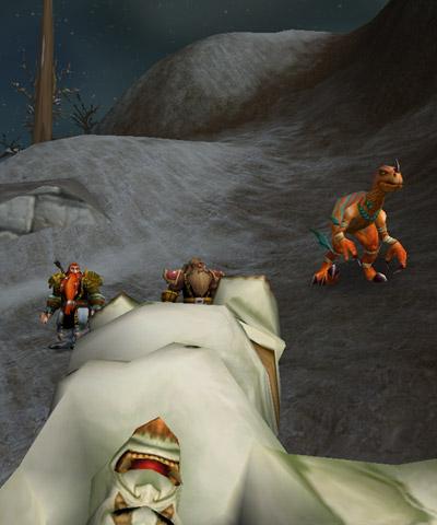 Chassant les ogres aux abords d'Alterac... Ogre2